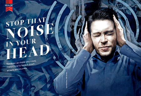 Stop That Noise in Your Head