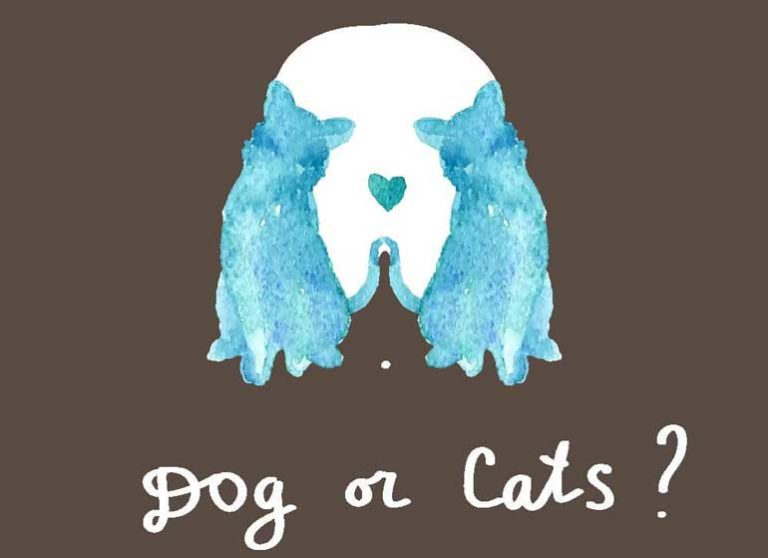 Undecided On Whether You Are A Dog Or Cat Lover? This Photo Will Help You Decide