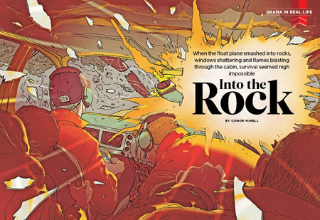 Into the Rock