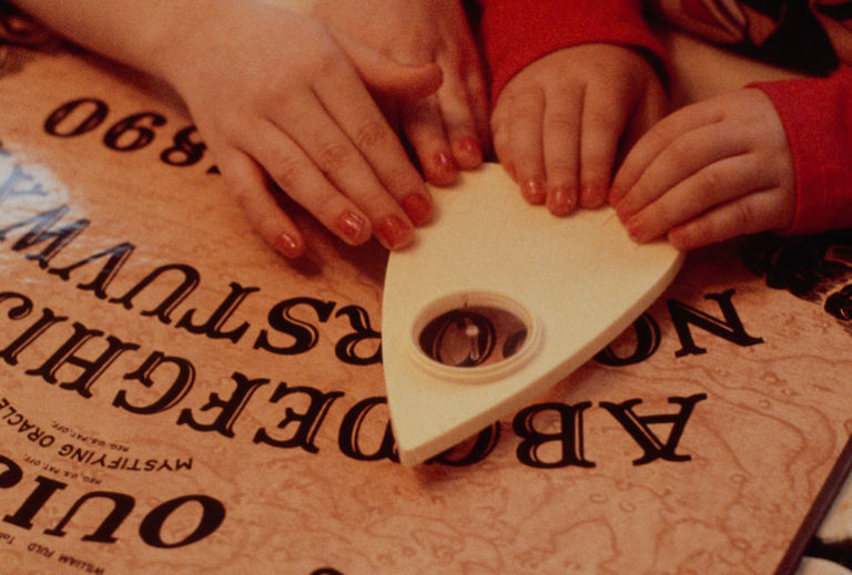 How a Ouija board really works