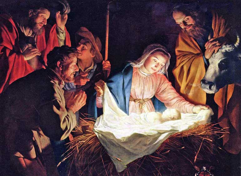 2. The Bible Does Not State When Jesus Was Born
