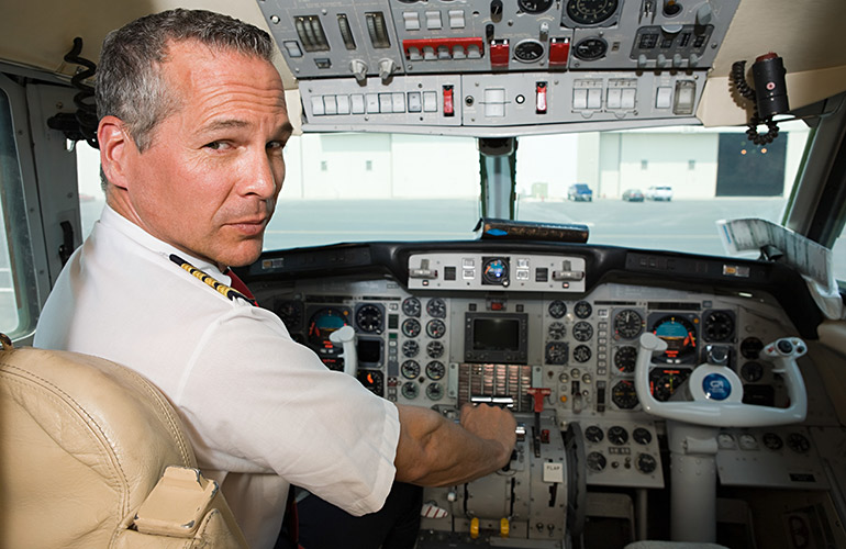 34 things your airplane pilot won't tell you
