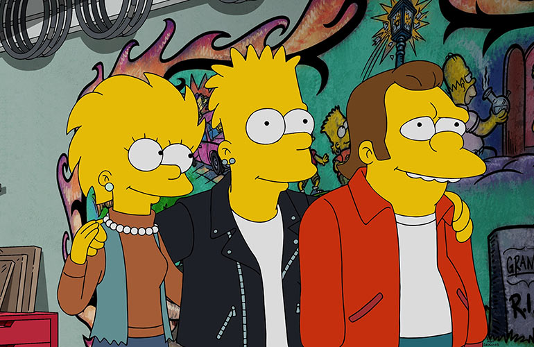 1. The Simpsons