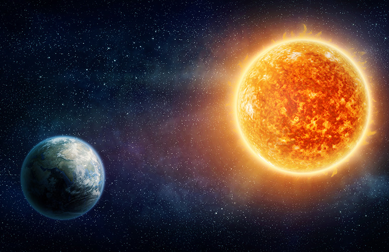 Did you know 1 in 4 Americans believe the sun revolves around the Earth?