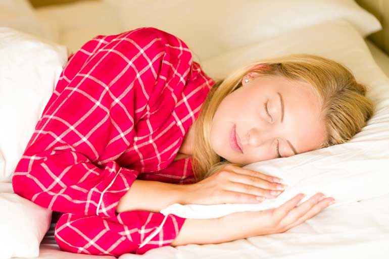 Sleep easier with tricks from the experts