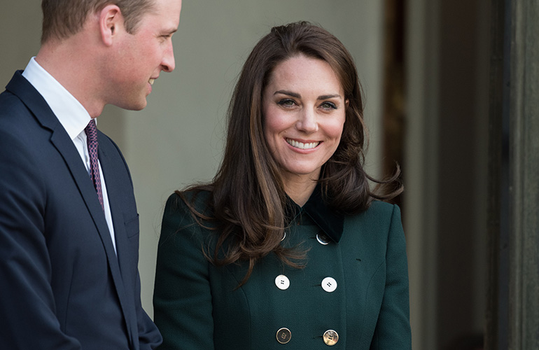 """Duchess Catherine: Her breakup made her """"a stronger person"""""""