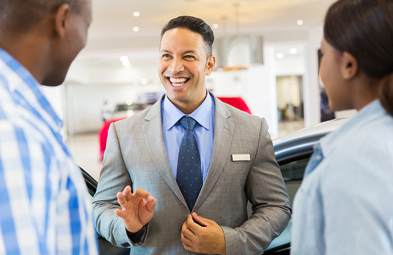 Don't believe all the stories you've heard about sleazy car dealers