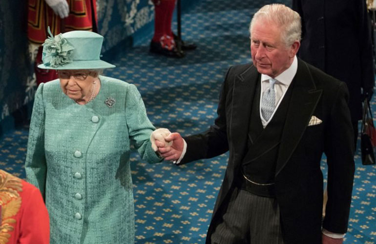 The Queen may still be alive when Prince Charles becomes king