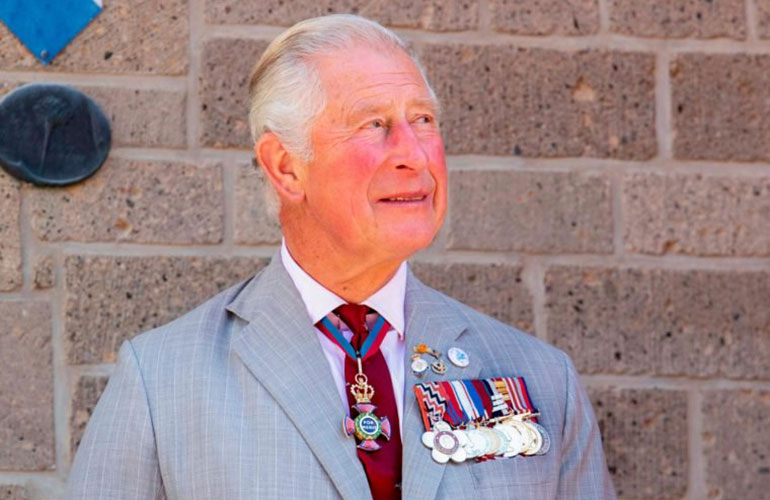 If the Queen is incapacitated, Prince Charles will become regent