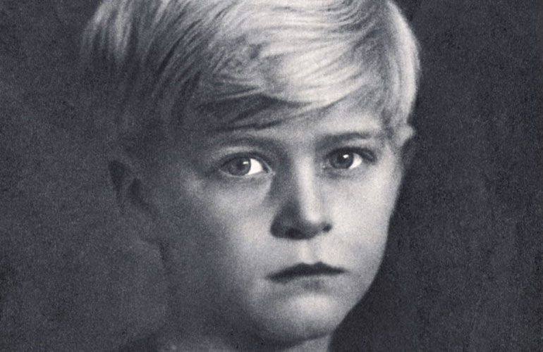 Prince Philip's early life