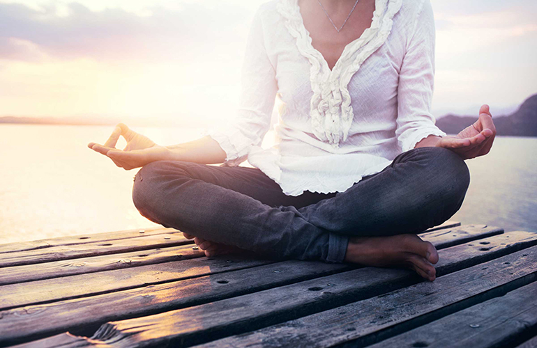 Greater use of meditation