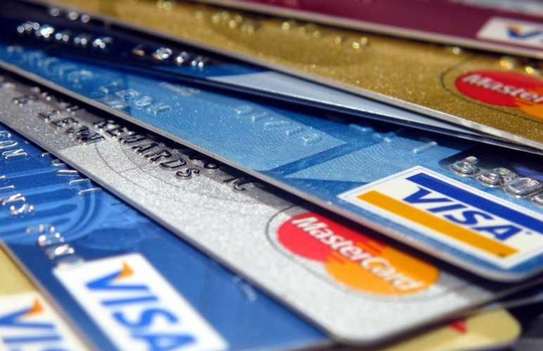 Multiple credit cards