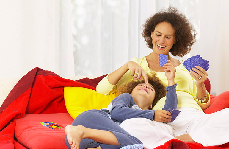 Bad parenting trait #9: you try to be your child's best friend