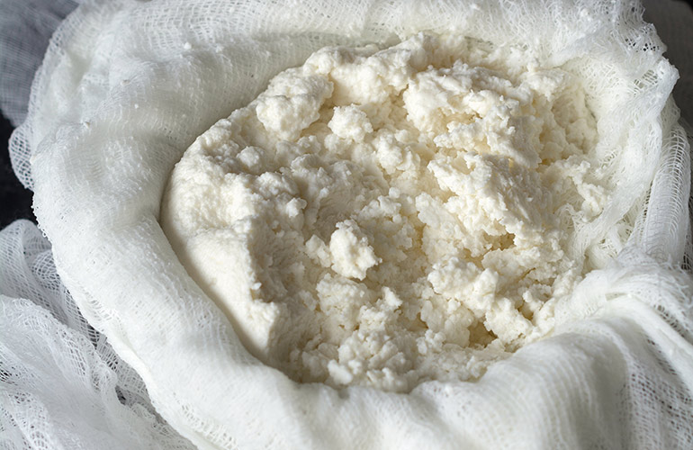 If you store sour cream or cottage cheese upside down, it'll last longer