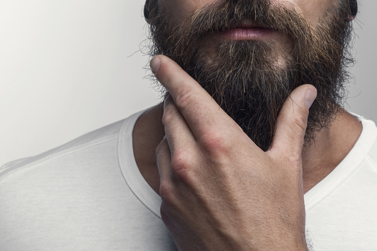 If your beard is: Dry and brittle
