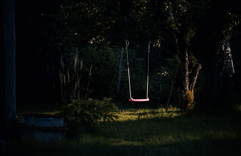 Take a swing at your local park