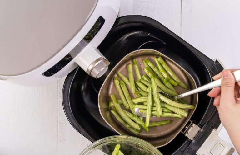 Foods you shouldn't cook in an air fryer