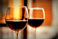 This is what happens when you drink a glass of wine every night
