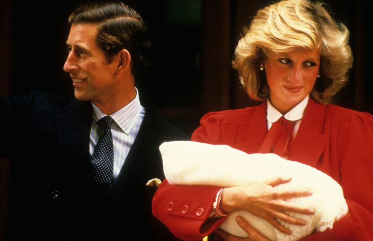 The comment Prince Charles made after Harry's birth that broke Princess Diana's heart