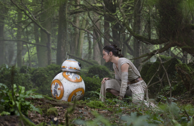 Real-life Star Wars locations