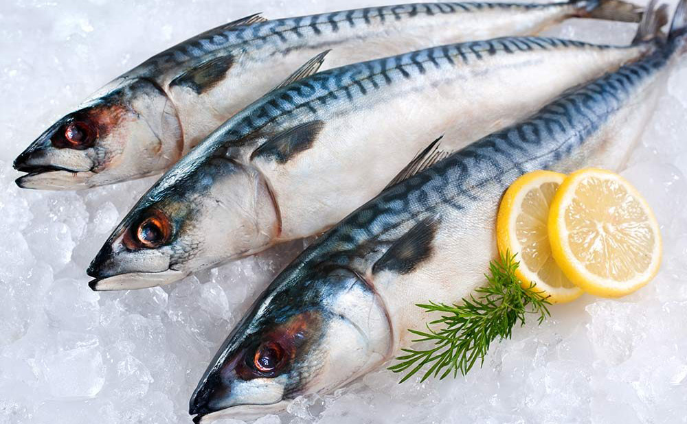 You don't examine the fish closely before buying