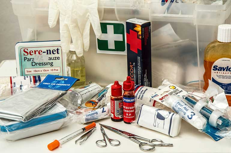 First aid myths and mistakes