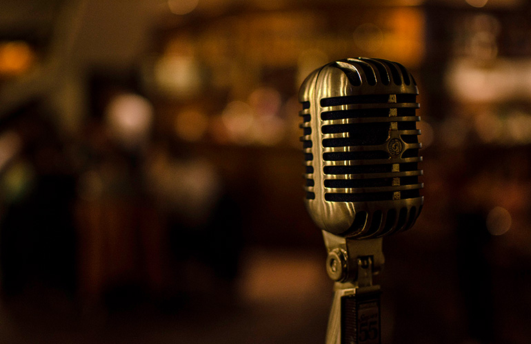 You could be a voice professional