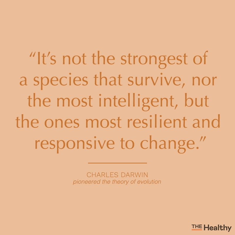 It's not survival of the strongest