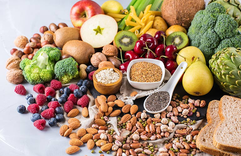 Add more fibre to your diet