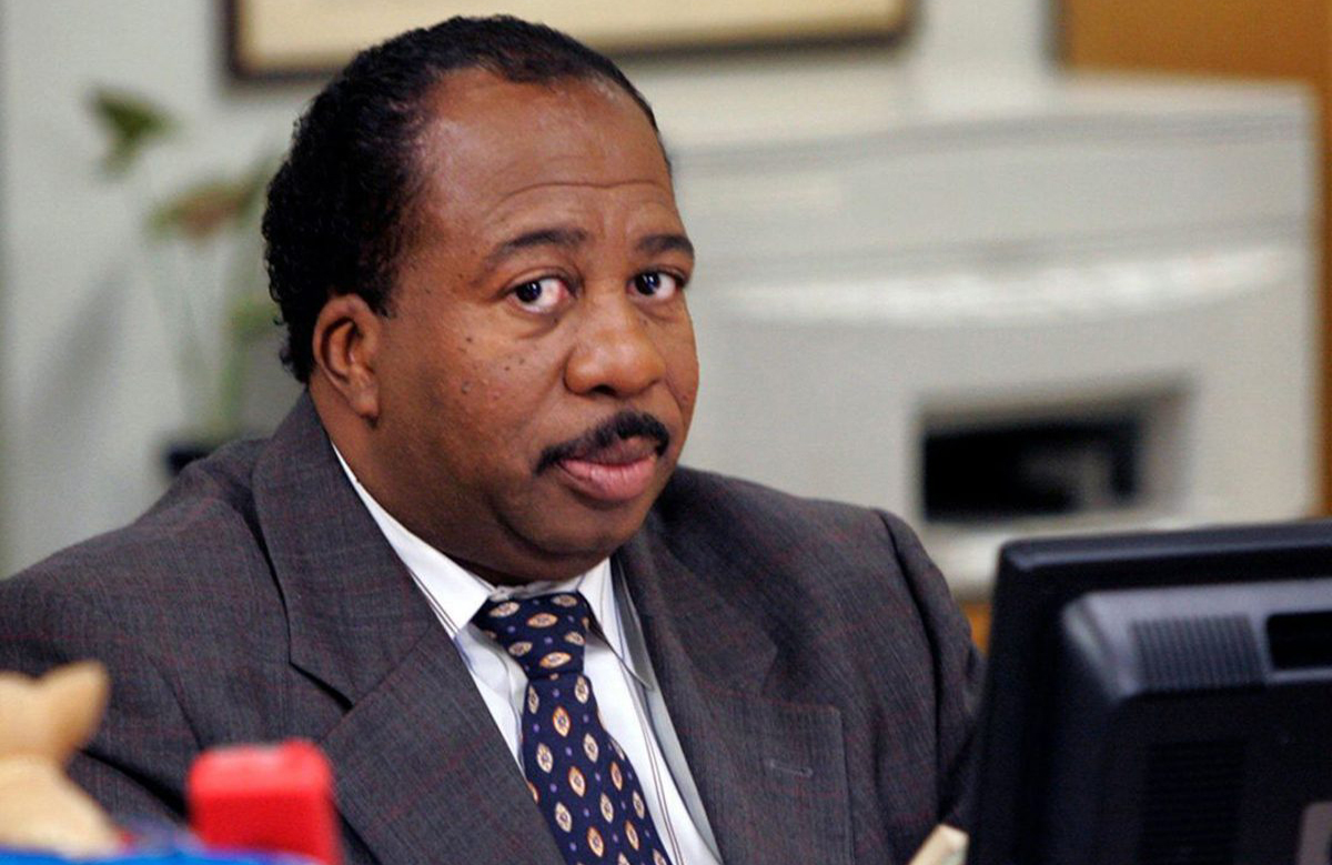 Stanley on saying sorry